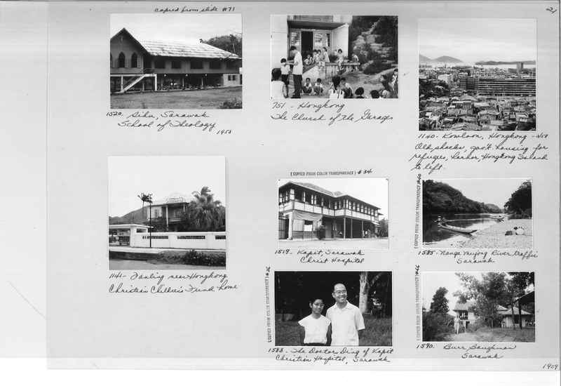 Mission Photograph Album - Malaysia #8 page 0021