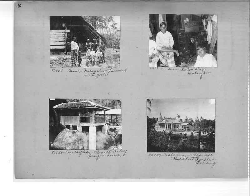 Mission Photograph Album - Malaysia #6 page 0110