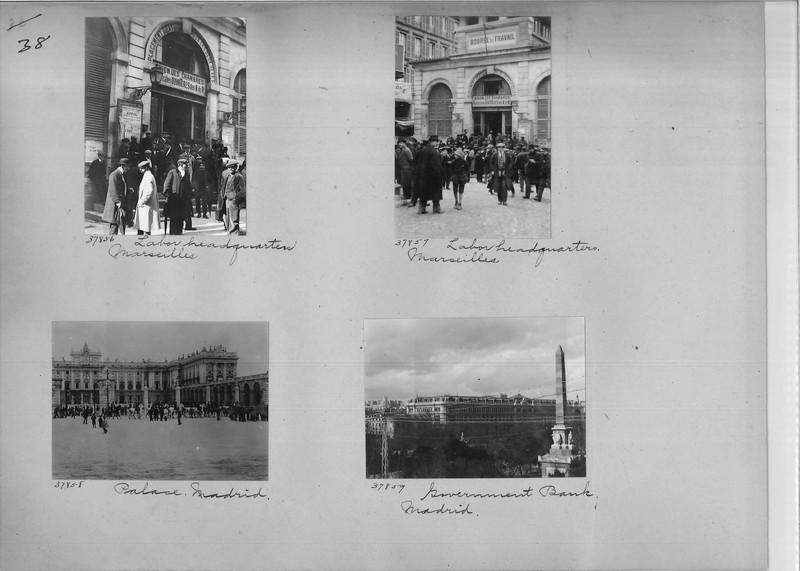 Mission Photograph Album - Europe #02 Page 0038