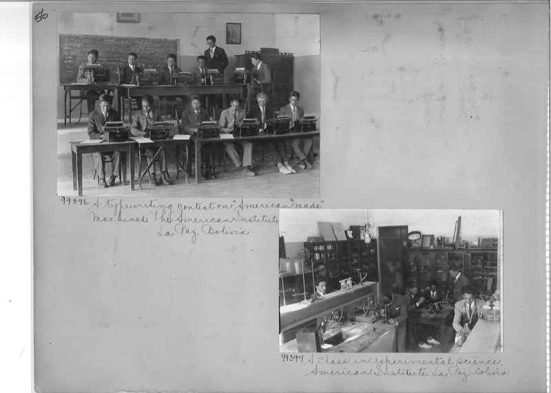 Misson Photograph Album - South America #8 page 0056