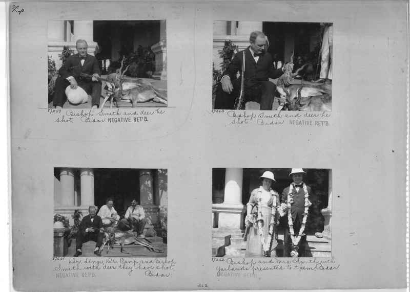 Mission Photograph Album - India #10 Page 0020