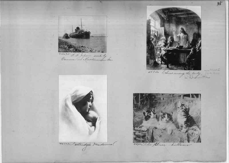 Mission Photograph Album - Miscellaneous #02 Page 0035