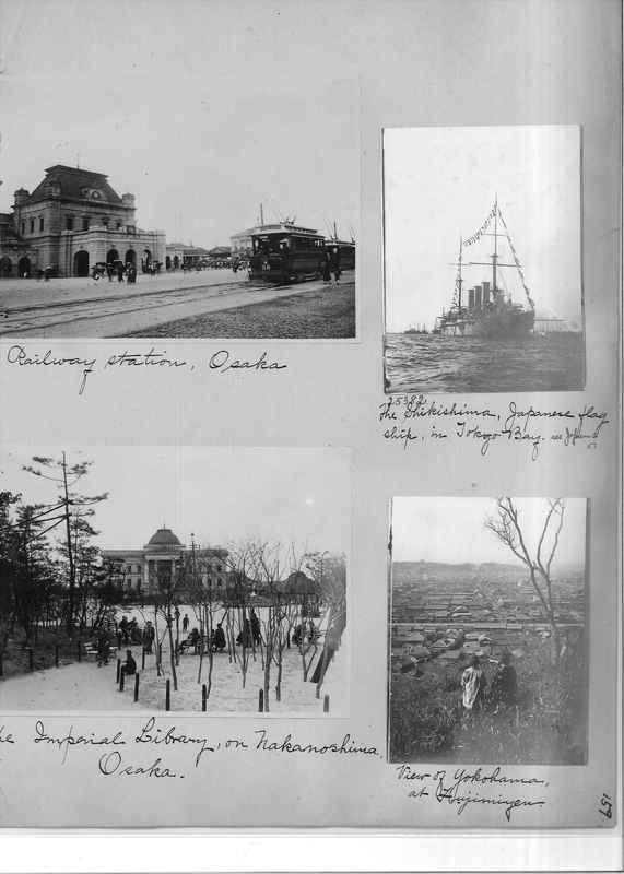 Mission Photograph Album - Japan and Korea #01 Page 0159