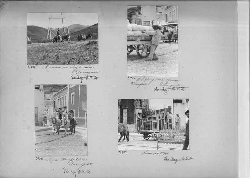 Mission Photograph Album - Mexico #04 page 0190