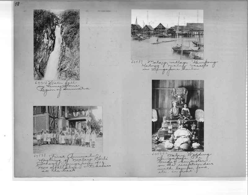 Mission Photograph Album - Malaysia #6 page 0078