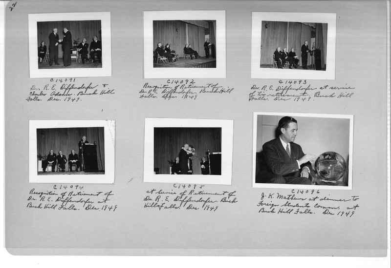 Mission Photograph Album - Portraits #07 Page 0022