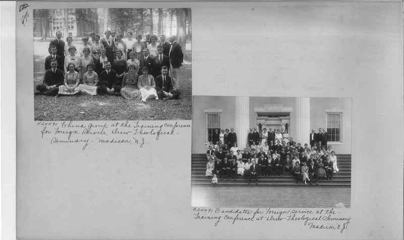 Mission Photograph Album - Education #1 page 0172