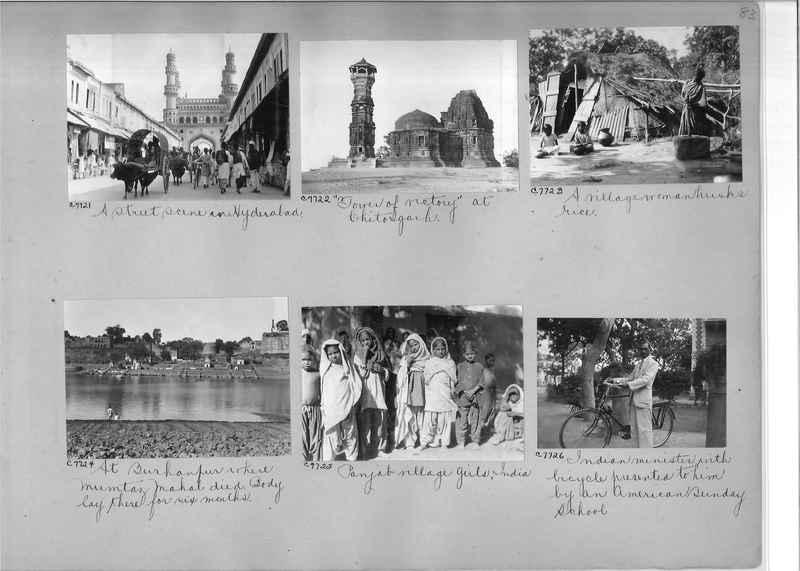 Mission Photograph Album - India #13 Page 0083