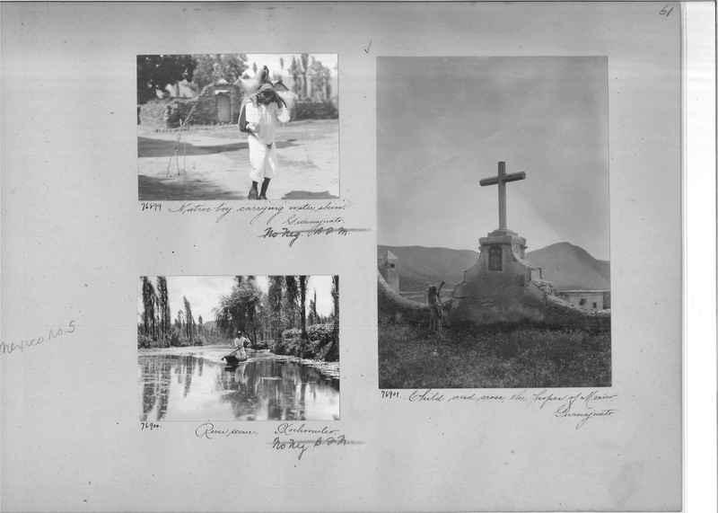 Mission Photograph Album - Mexico #05 page 0061