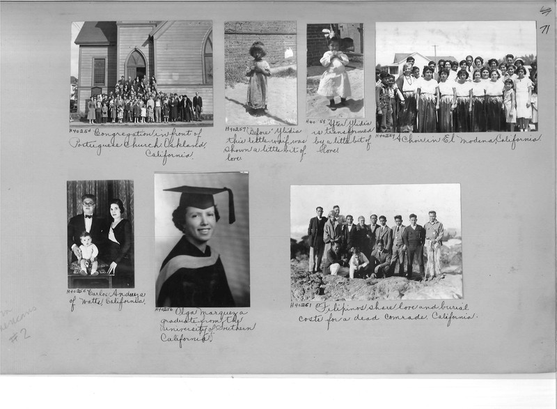 Mission Photograph Album - Latin America #2 page 0071