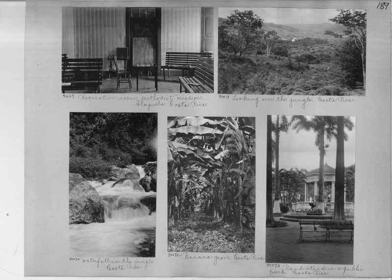 Mission Photograph Album - Panama #04 page 0189