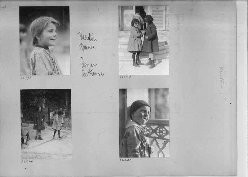 Mission Photograph Album - Europe #05 Page 0048