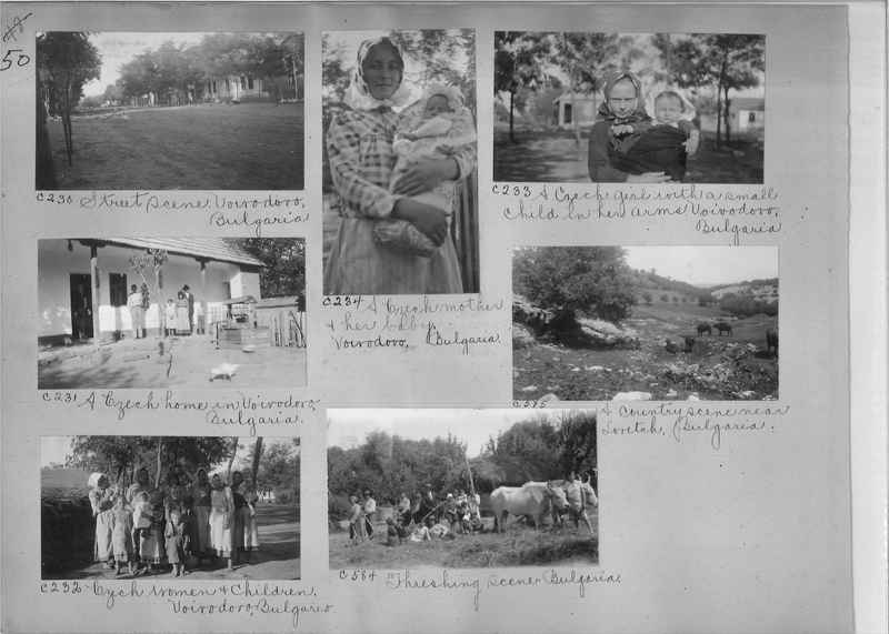 Mission Photograph Album - Europe #09 Page 0050