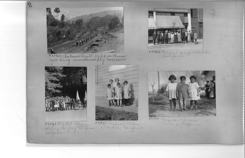 Mission Photograph Album - Latin America #2 page 0008