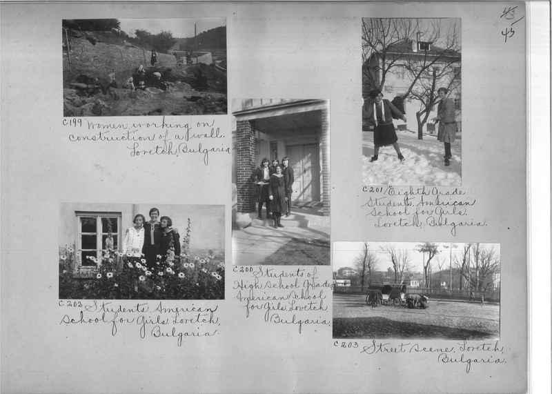Mission Photograph Album - Europe #09 Page 0045