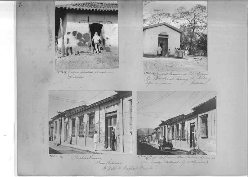 Mission Photograph Album - Panama #04 page 0002