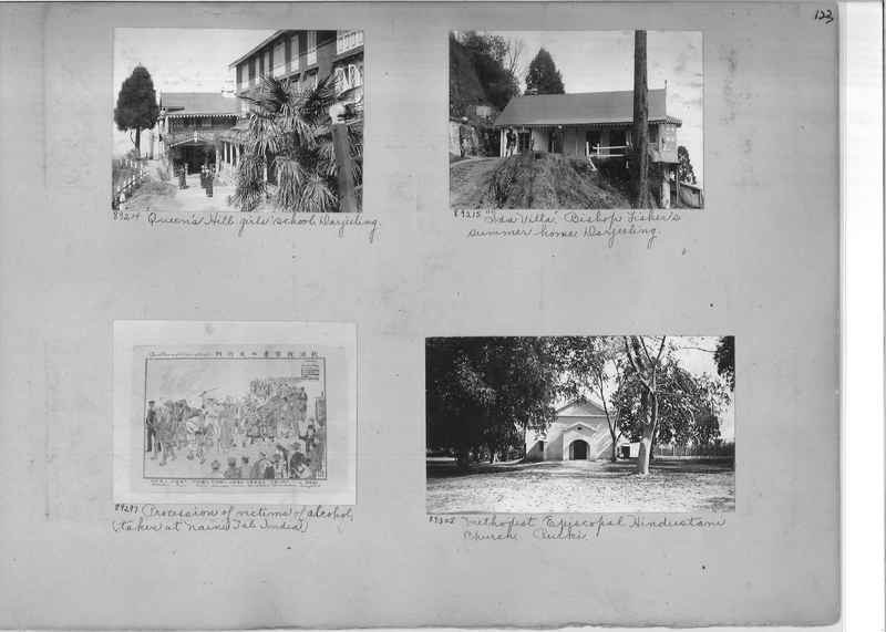 Mission Photograph Album - India #10 Page 0123