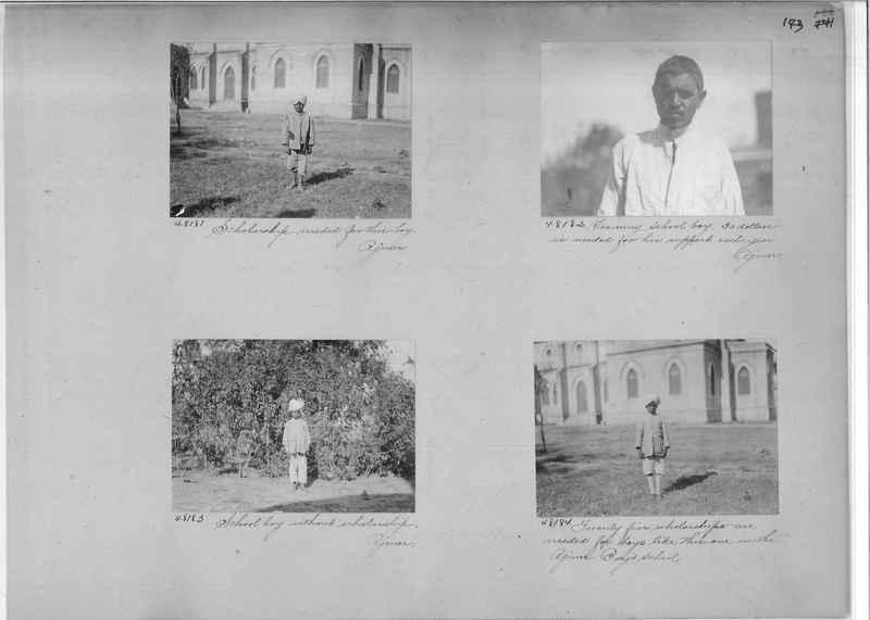 Mission Photograph Album - India #06 Page_0143