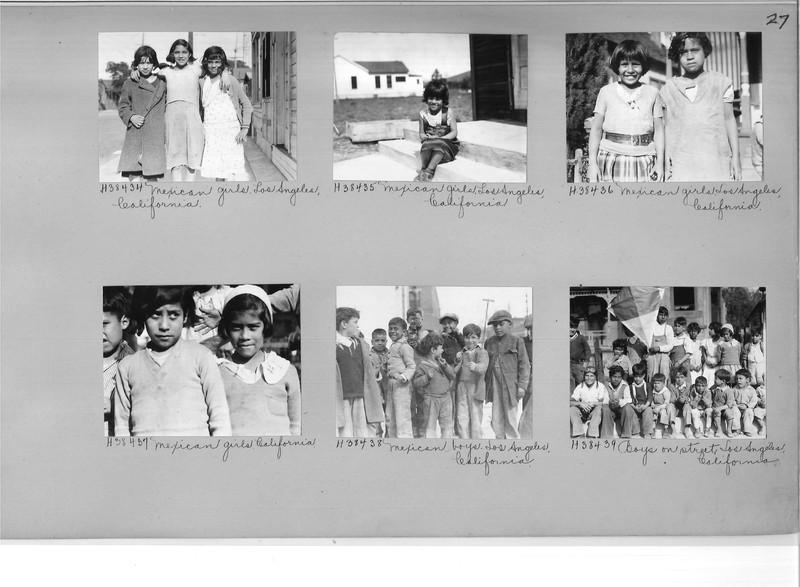 Mission Photograph Album - Latin America #2 page 0027
