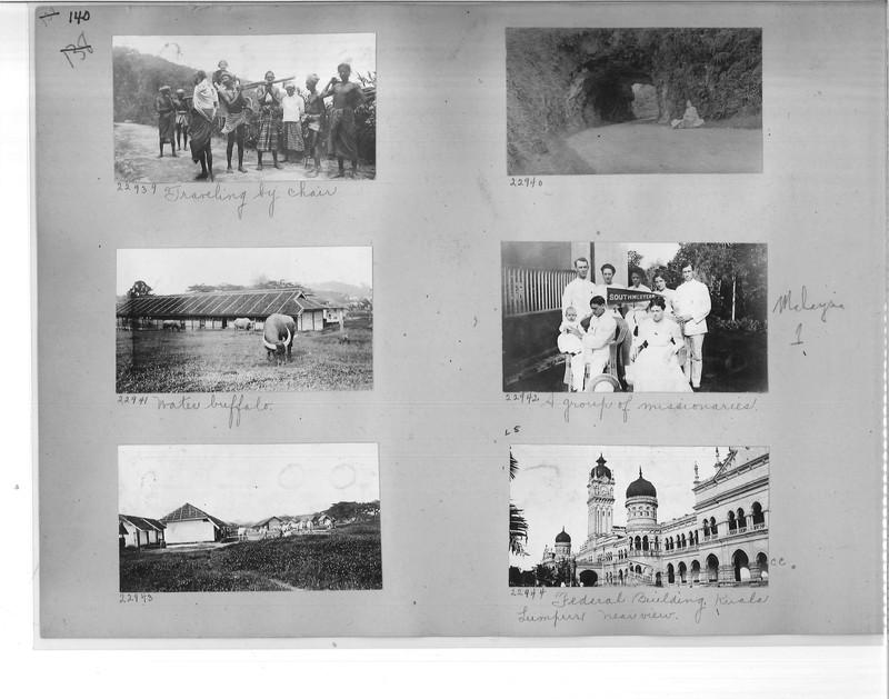 Mission Photograph Album - Malaysia #1 page 0140