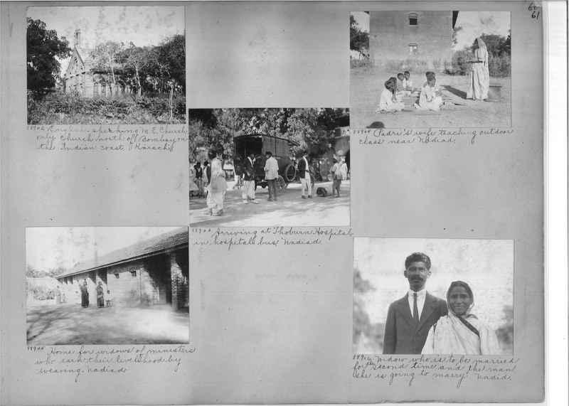 Mission Photograph Album - India #10 Page 0061
