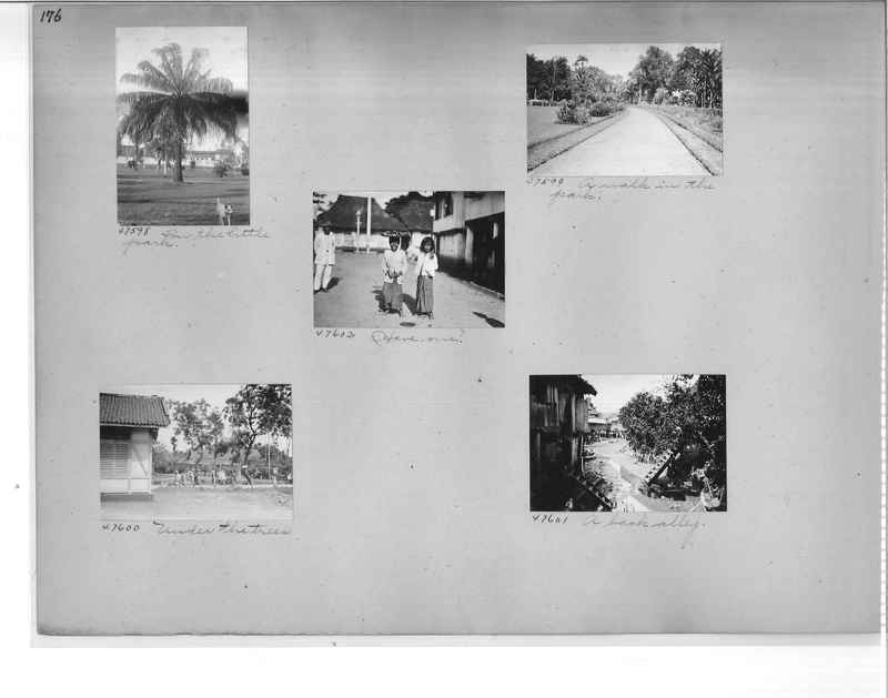 Mission Photograph Album - Malaysia #4 page 0176