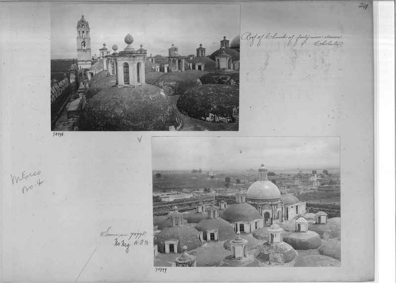 Mission Photograph Album - Mexico #04 page 0211