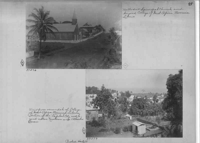 Mission Photograph Album - Africa - Madeira O.P. #2 page 0085