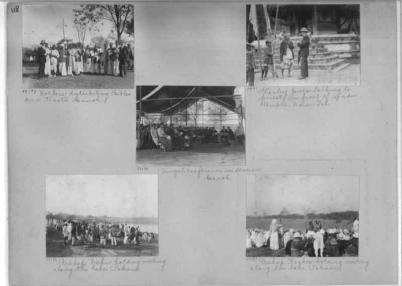 Mission Photograph Album - India #10 Page 0118
