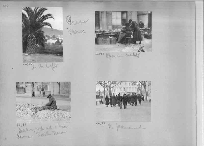 Mission Photograph Album - Europe #05 Page 0204