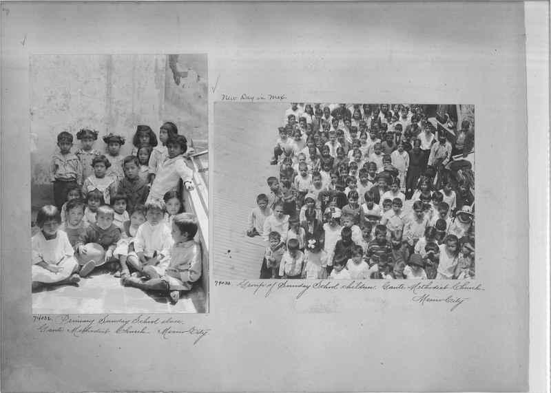 Mission Photograph Album - Mexico #05 page 0002