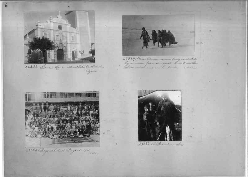 Mission Photograph Album - Miscellaneous #02 Page 0006