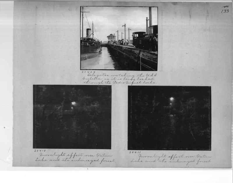Mission Photograph Album - Panama #1 page  0133