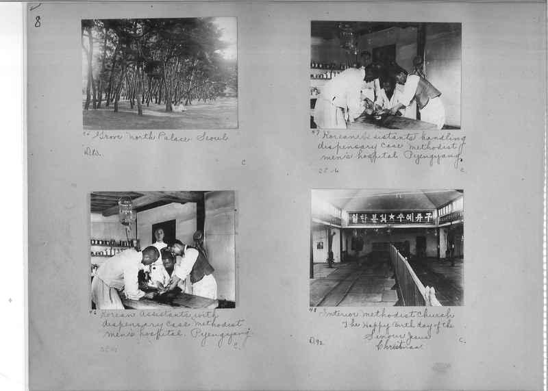 Mission Photograph Album - Korea #1 page 0008