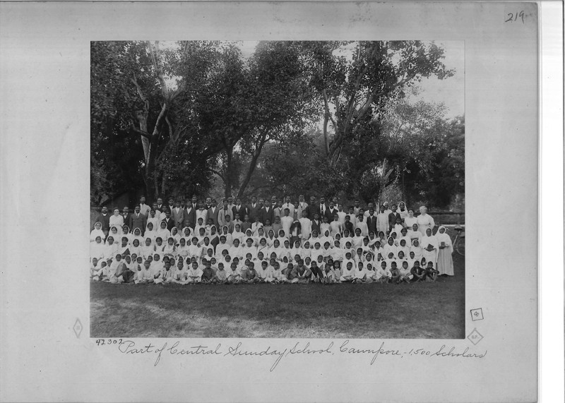 Mission Photograph Album - India - O.P. #02 Page 0219