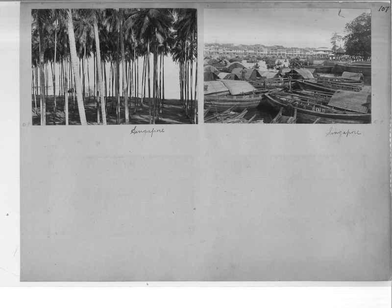 Mission Photograph Album - Malaysia O.P. #1 page 0107