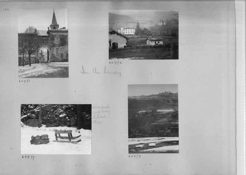 Mission Photograph Album - Europe #05 Page 0120