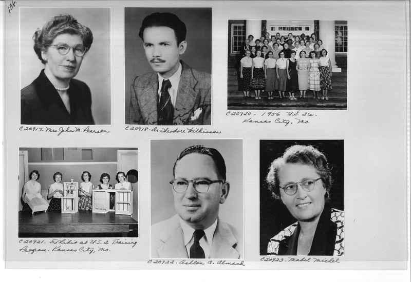 Mission Photograph Album - Portraits #09 Page 0134