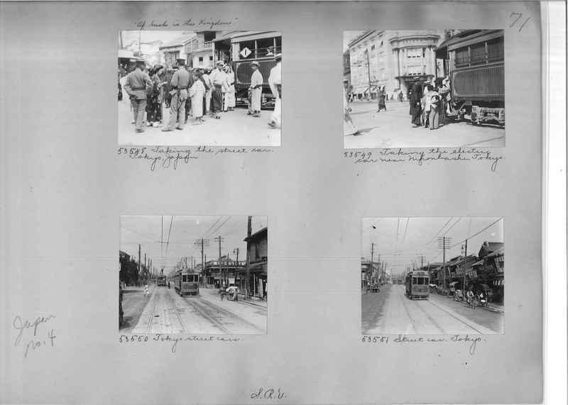 Mission Photograph Album - Japan #04 Page 0071