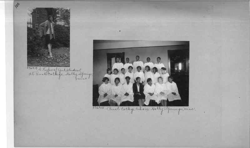 Mission Photograph Album - Negro #5 page 0100