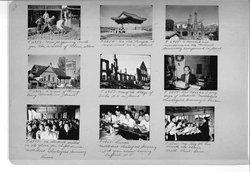 Mission Photograph Album - Korea #6 page 0104