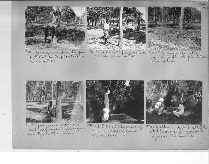 Mission Photograph Album - Malaysia #6 page 0173