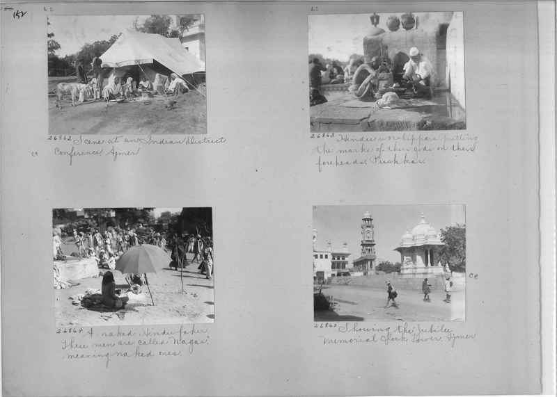 Mission Photograph Album - India #04 page_0152