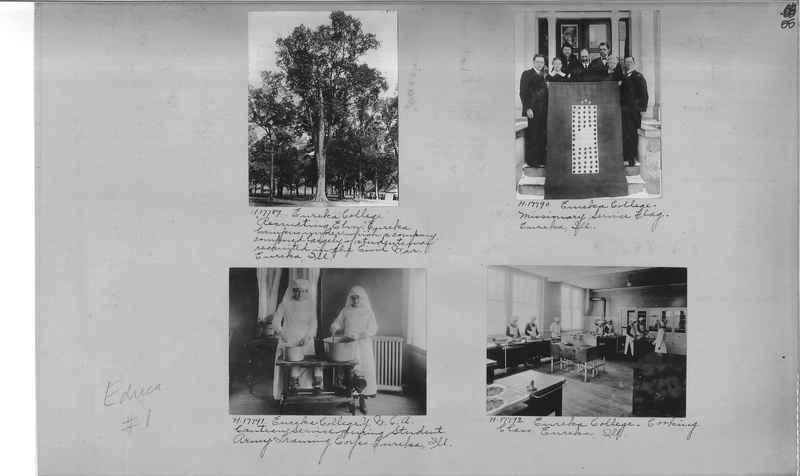 Mission Photograph Album - Education #1 page 0055