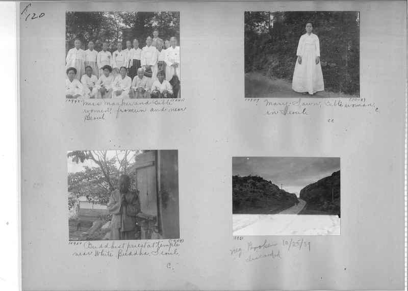 Mission Photograph Album - Korea #1 page 0120