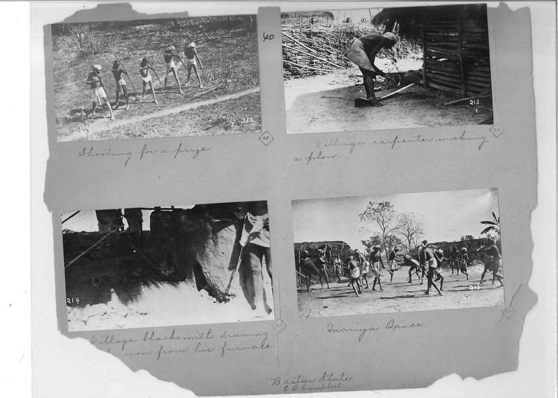 Mission Photograph Album - India - O.P. #02 Page 0040