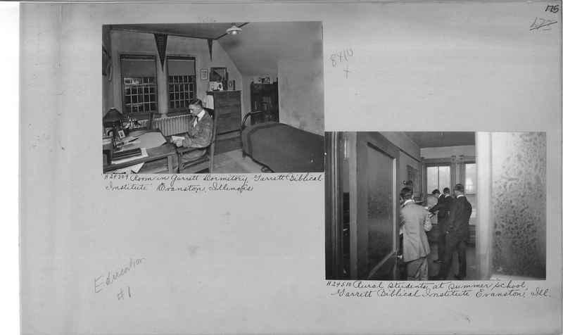 Mission Photograph Album - Education #1 page 0175
