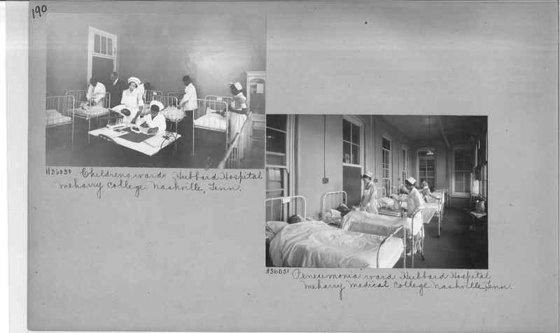 Mission Photograph Album - Negro #4 page 0190