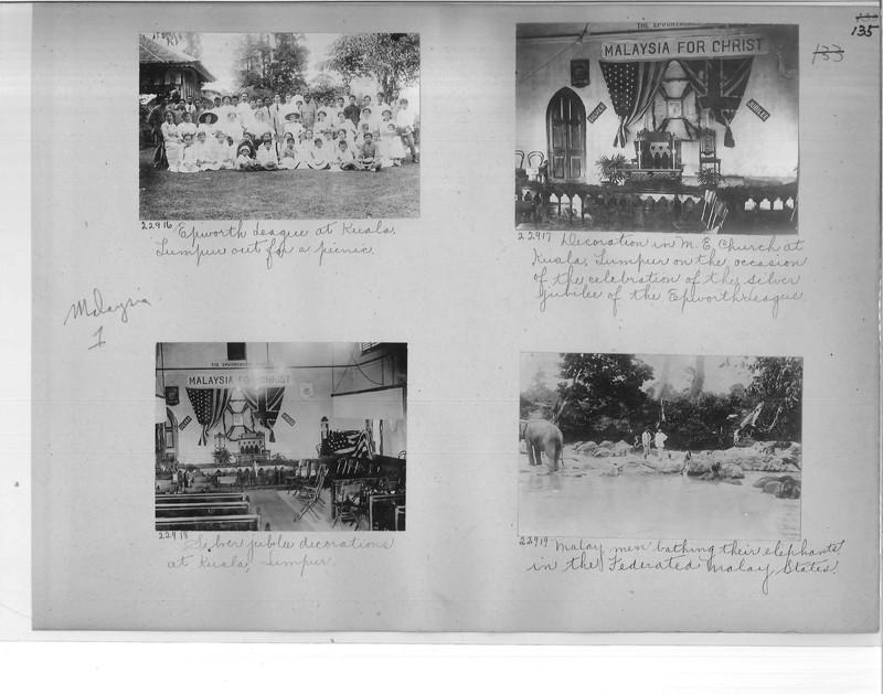Mission Photograph Album - Malaysia #1 page 0135