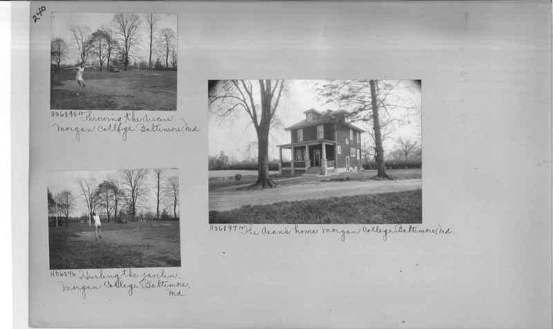 Mission Photograph Album - Negro #5 page 0240